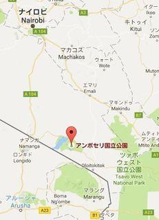アフリカ・地図・キリマンジャロ.JPG